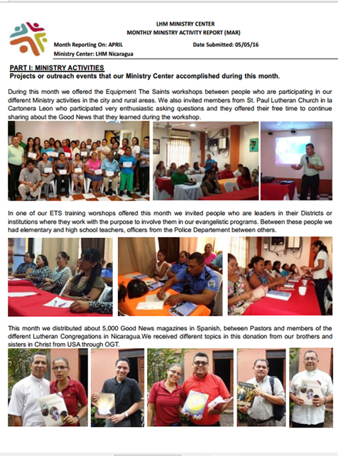 04 April Newsletter LHM 2016