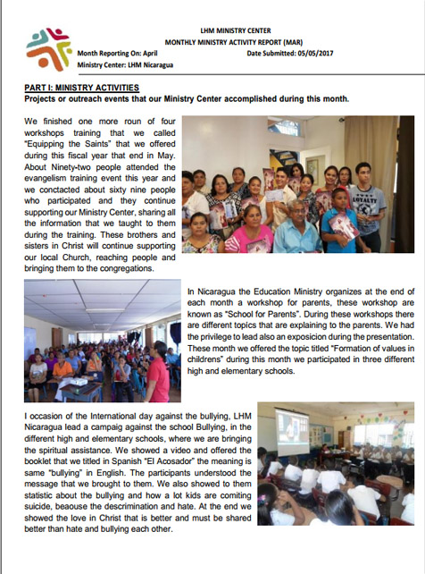 04 April Newsletter LHM 2017